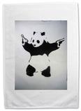 Pandamonium Tea Towel Novelty