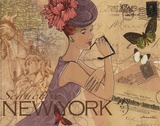 New York Prints by Maria Woods