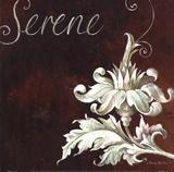 Serene Print by Maria Woods
