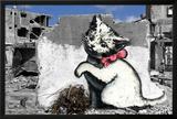 Banksy- Kitten In War Posters by Banksy
