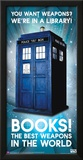 Doctor Who- Books Best Weapons Photo