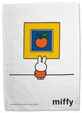 Miffy in Art Gallery Tea Towel Originalt