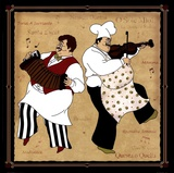 Musical Chefs I Poster