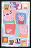 Peppa Pig- Character Grid Posters