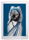 Pets Rock Calcutta Tea Towel Regalos