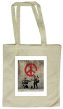 Peace Tote Bag Tragetasche