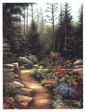 Rock Garden Posters by Lene Alston Casey