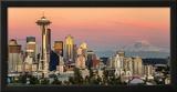 Washington- Seattle Skyline Posters