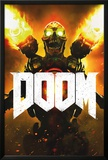 Doom- Key Art Posters