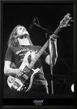 Motorhead- Lemmy Print