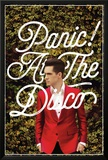 Panic At The Disco- Green Ivy & Red Suit Prints