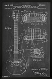 Cole Borders- Guitar Schematic Posters by Cole Borders