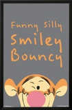 Disney- Tigger Smiley Bouncy Posters