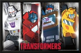 Transformers- Classic Heroes & Villians Photo