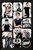 5 Seconds Of Summer- Silly Grid Prints