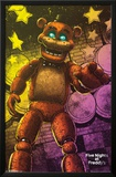 Five Nights At Freddy's- Classic Freddy Posters