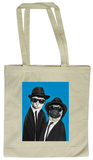 Pets Rock Brothers Tote Bag Handleveske