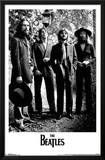 The Beatles- Outdoors Classic Posters