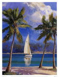 Island Breeze Prints by Nenad Mirkovich