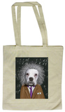 Pets Rock Brain Tote Bag Handleveske