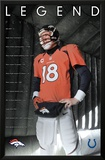 Denver Broncos- Peyton Manning Legend Photo