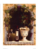 Olive Oil and Wine Arch I Posters by Welby