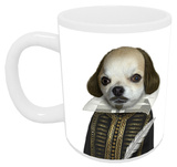 Pets Rock Shakespeare Mug Taza