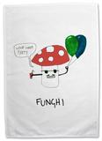 Doodles - Funghi Tea Towel Regalos