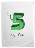 Doodles - High Five Tea Towel Regalos