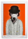 Pets Rock Dystopia Tea Towel Novelty