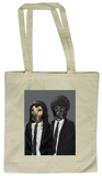 Pets Rock Hit Dogs Tote Bag Tragetasche
