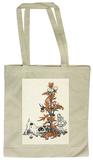 Alice in Wonderland - Shrunken Alice Tote Bag Draagtas