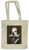 Pets Rock Shakespeare Tote Bag Borsa shopping