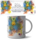 Olympics 2016 - Rio de Janeiro Mug Taza