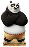 Kung Fu Panda - Po Cardboard Cutout Silhouettes découpées en carton