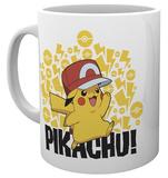 Pokemon - Ash Hat Pikachu Mug Mug