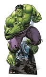 Marvel - Hulk Mini Cardboard Cutout Pappfigurer