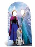 Frozen  Stand In (Adult-Sized) Pappfigurer