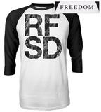 Raglan: Refused- RFSD Freedom Raglans