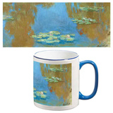 Claude Monet - Waterlillies, 1903 Mug Krus