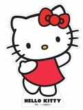 Hello Kitty - Hello Kitty Cardboard Cutout Cardboard Cutouts