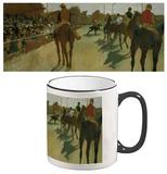Edgar Degas - Le Defile Mug Krus