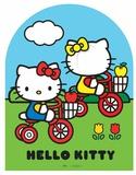 Hello Kitty - Hello Kitty Bike Stand-in Cardboard Cutouts