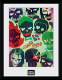 Suicide Squad Skulls Collector-tryk