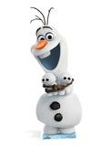 Frozen - Olaf Cardboard Cutout Papfigurer