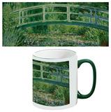 Claude Monet - Waterlily Pond Mug - Mug