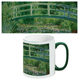 Claude Monet - Waterlily Pond Mug Mug