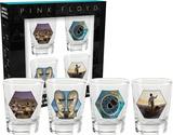 Pink Floyd Series 2 Shot Glass Set Novelty