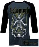 Behemoth- Disintegrate Raglan (Front/Back) T-shirts