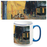 Vincent Van Gogh - Cafe Terrace at Night Mug Krus